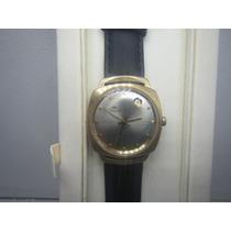 Reloj Haste Fortis Skyliner Automatico Vintage Chapa De Oro