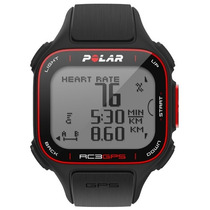 Polar Rc3 Gps Hr Negro