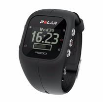 Monitor Polar A300 Negro C/ Sensor Frecuencia Cardiaca