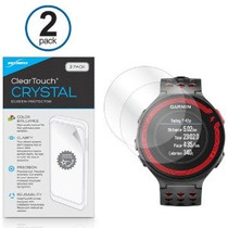 Boxwave Garmin Forerunner 220 Protector Cleartouch Cristal (