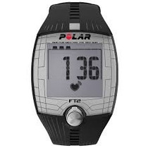Reloj Polar Ft2 Negr Para Fitness Gym Spinning Cardio Correr