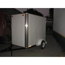 Remolque Cerrado Pintro Motos Camiones Camionetas Ver