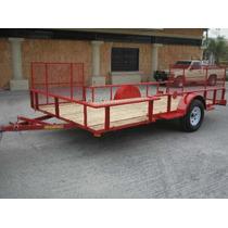 Remolques Multiusos Cuatrimotos Camionetas Camiones