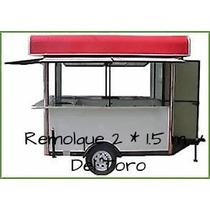 Remolque Para Tacos Y Comida Rápida