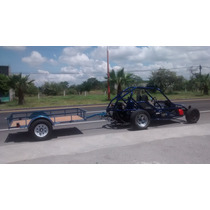 Remolque Plataforma,ligero,resistente,motos,cuatrimotos