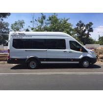 Renta De Camionetas Y Autobuses De Turismo Con Operador