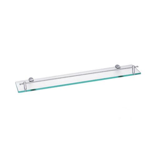 Muebles Para Baño Gravita:Repisa De Cristal Accesorio Baño Ab 190015 45n Gravita – $ 49000 en