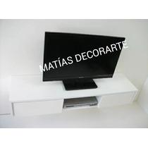 Repisa De Lujo Para Tv Centro D Entretenimiento Envio Gratis