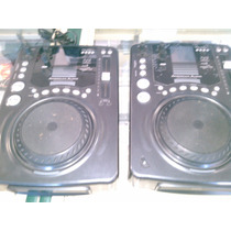 Par De Tornamesas Reproductores De Cd American Audio Cdi-300