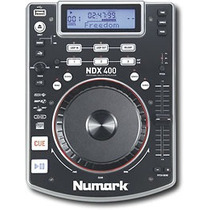 Numark - Reproductor De Cd Para Dj, Para Colocar Sobre Mesa