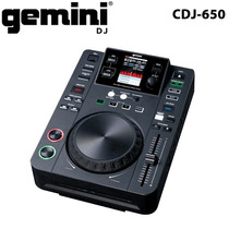 Gemini Cdj-650 Cd Player Mp3, Usb Y Controlador Midi Para Dj