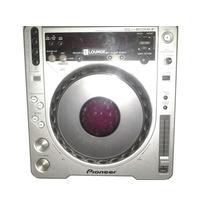 2pack Pioneer Cdj 800mk2 Mp3 Player Dj Pro Antro Disco