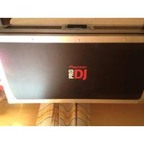 Equipo Completo Para Dj Pioneer 2 Cdj400 1 Djm400 1 Case!!!