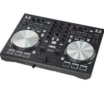 Controlador Midi Usb Pc Mezcladora Virtual Dj Mixer Tornames