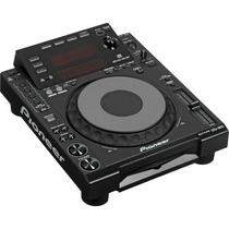 Pioneer Cdj-900 Reproductor Cd Mp3 Usb Wav Aiff Aac Cdj900