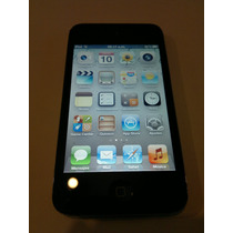 Apple Ipod Touch 4g 32gb, Oferta Solo Df