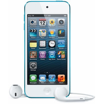 Ipod Touch 5 Gen 32gb Azul A1421 Md717e/a