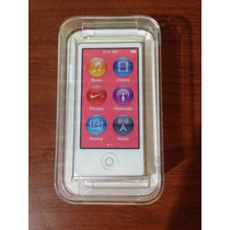 Ipod Nano 16gb Nuevos 7 Gen Plata