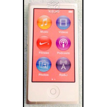 Ipod Nano 7ma De 16gb Impecable