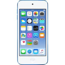 Ipod Touch 4 Retina Chip A8 Ios 9 16gb Color Azul