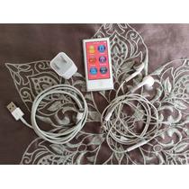 Ipod Nano 7g De 16gb Nuevo Con Accesorios Originales
