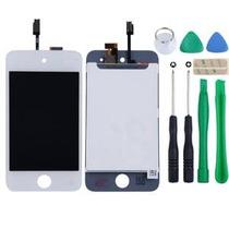 Ipod Touch Blanca 4 4 ª Generación 4g Reemplazo De La Pantal