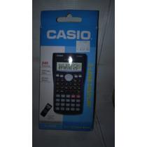 Calaculadora Cientifica Casio Fx- 82 Ms