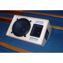Planos Bafle Medio-monitor 15 Pulgadas Medios Cristalinos¡¡¡