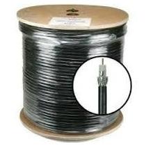 Bobina O Rollo Cable Coaxial Rg6 305m Con Guia