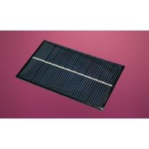 Celda Panel Solar 6v 110ma 0.6w