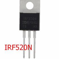 Transistor Mosfet Original Irf520n