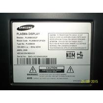 Tarjeta Para Samsung Plasma Pl50b530s2f Funcionando Al 100%