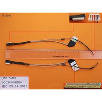 Cable Flex Bus De Video Acer Aspire One D250 Pequeña