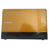 Tapa Display Samsung Np300e4c Naranja N/p Ba75-0406e