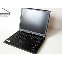 Laptop Ibm T41 En Partes O Refacciones!!!