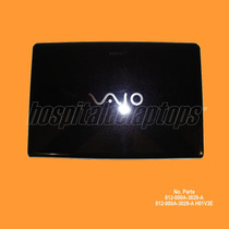 Carcasa De Display Cover Laptop Vaio Pvc-eb 012-000a-3029-a