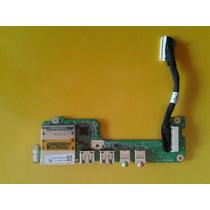 Puertos Usb Tarjeta De Audio Lector Tarjetas Sd Acer One Zg5