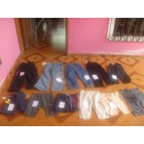 Pantalones Para Niño En Remate!!!! Paquete 2