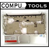 Carcasa Con Mouse Para Compaq Presario Cq40 Plata