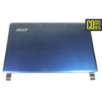 Back Cover Acer Aspire One D250 Kav60 Ap0840001b0 Camara Web