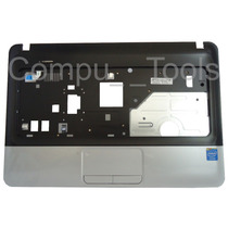 Carcasa Mousepad Hp 1000-1424la Color Plata