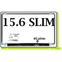 Laptop Display 15.6 Slim Lp156wh3 ,n156b6-lod, B156xw04 V.5