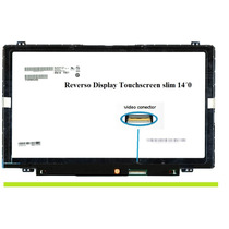 Display Laptop Touchscreen 14´0 Slim Lenovo S410 B140xtt01.0
