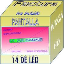 Pantalla Lcd Display Hp Compaq G4 2205la 14.0 Led Lqe Vmj