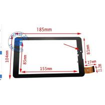 Touch De Tablet Celular China 3g Flex Mt261 Fm707101kd 015b