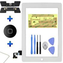 Touchscreen Ipad 3 Digitalizador Cristal Pantalla Garantia