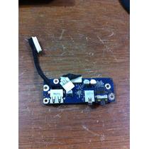 Hp Pavilion Dv5000 Audio Jacks Usb Port Board Ls 3186p