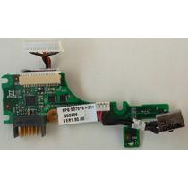 Power Jack Hp Dv6000 Da0at8tb8f2 F500 F700 V6000 Da0at8tb8f2
