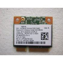 Tarjeta Wifi Mini Pci Laptops Atheros Qualcomm Qcwb335