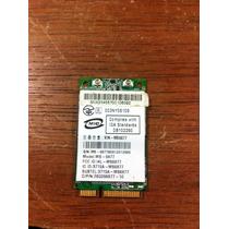 Tarjeta Wifi Msi Mn54g Ms 6877 Ieee 802.11b G Mini Pcie